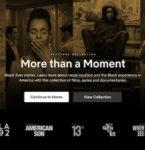 Netflixが新カテゴリー『Black Lives Matter:黒人とアメリカ』を追加