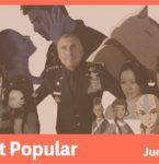 【2020年6月】日米 Netflix視聴ランキングTOP10