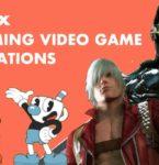 Netflixで人気ゲーム7タイトルの映像化プロジェクトが進行中!