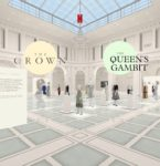 Netflix「ザ・クラウン」「クイーンズ・ギャンビット」のバーチャル衣装展がブルックリン美術館で開催中!