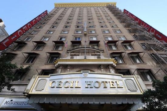 失踪 セシル 事件 ホテル