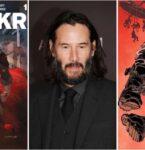Netflix、キアヌ・リーブスが手掛けたコミック「BRZRKR」の配信権獲得!─実写映画とアニメシリーズへ展開