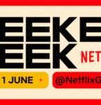 Netflix史上初のファン向けイベント〈Geeked Week〉が6/7〜6/11開催!