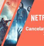 2021年にキャンセルされたNetflixオリジナルTVシリーズ(6月現在)